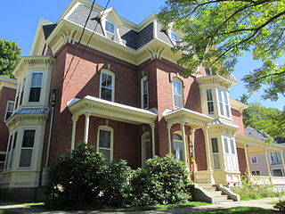 Main Street–Frye Street Historic District United States historic place