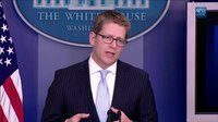 File:11-5-13- White House Press Briefing.webm