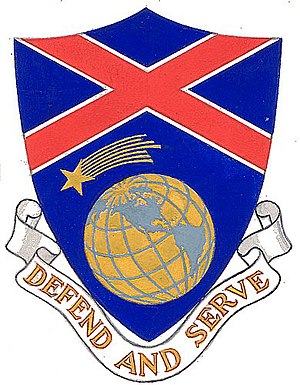 117th Operations Group - Image: 117th Tactical Reconnaissance Group Early Emblem