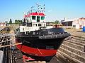 11 - ENI 06503503, Voith Schneider Propeller, Gemeentelijk Havenbedrijf Antwerpen, Kattendijkdok, pic 7.JPG