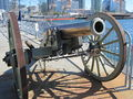 12-pounder Napoleon, Maritime Museum of SD 1.JPG