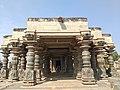 12th century Mahadeva temple, Itagi, Karnataka India - 5.jpg