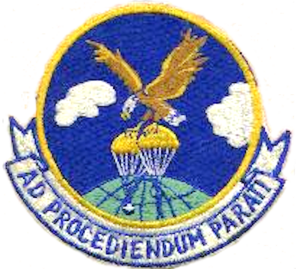 130th Airlift Squadron - Legacy 130th Air Commando Squadron emblem