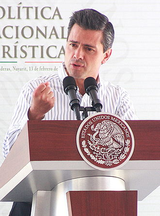 "Reactions to the Panama Papers - The leaked files identified ""favorite"" contractor of Mexican President Enrique Peña Nieto"
