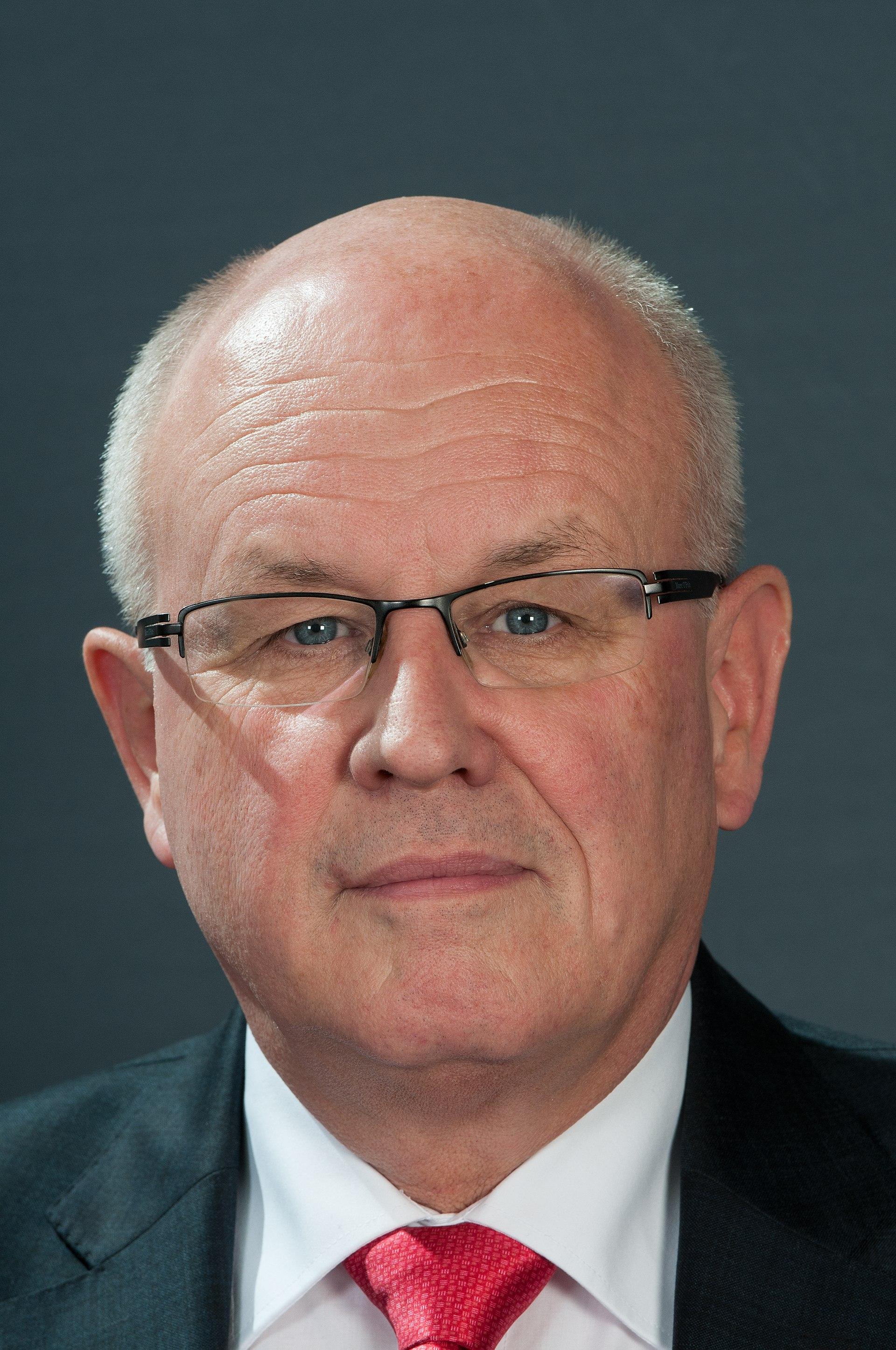 Volker Kauder Krank