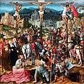 1520 Niederländisch Die Kreuzigung Christi anagoria.JPG