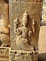 15th-16th century Vaishnavism Vitthala temple Matsya avatar, Hampi Hindu monuments Karnataka.jpg