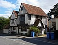 15th century timber framed houses - geograph.org.uk - 1482193.jpg