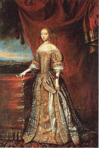 Charlotte Amalie of Hesse-Kassel - Image: 1650 Charlotte