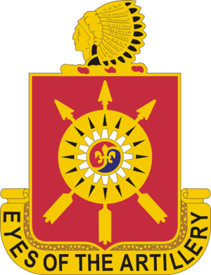171st Field Artillery Regiment - Image: 171st FADUI