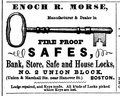 1851 Morse BostonDirectory.png
