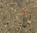 1852 PembertonSq map Boston bySlatter.png