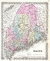 1855 Colton Map of Maine - Geographicus - Maine-colton-1855.jpg