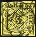 1856 3kr Öhringen Steigbügel Mi2a.jpg
