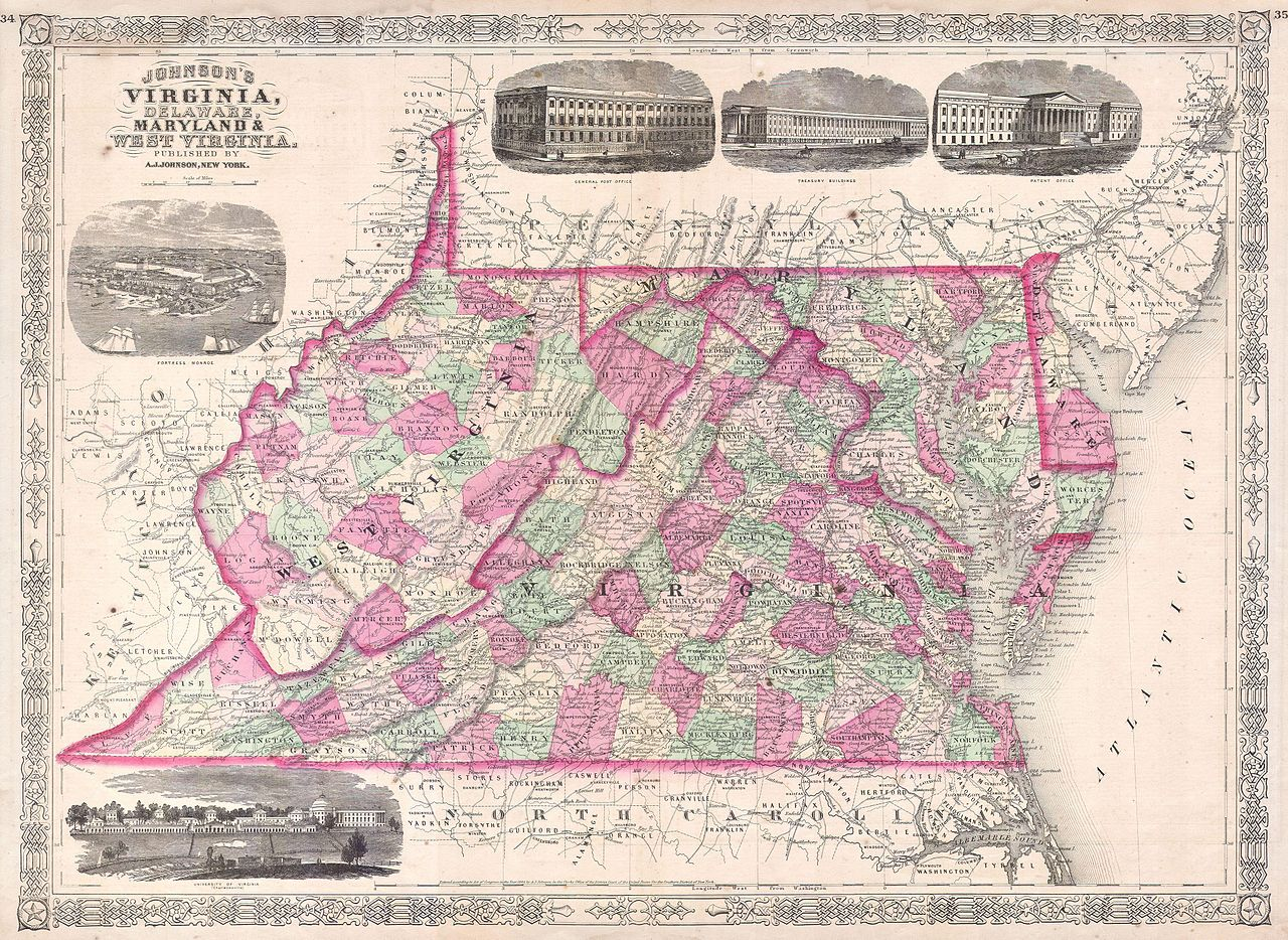 Riding Tour of Historic Leesburg, VA -