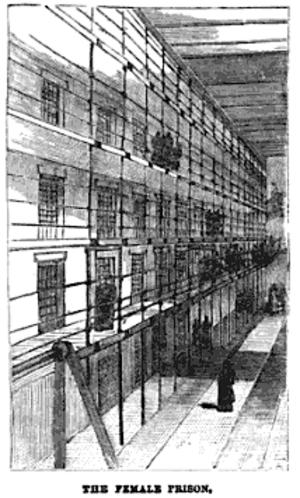 Deer Island Prison - Image: 1884 Deer Island 2 Boston Frank Leslie Sunday Magazine v 15 no 3