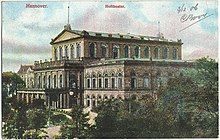 Hoftheater Hannover (Quelle: Wikimedia)