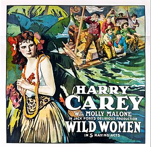 Wild Women - Poster for film