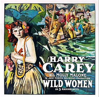 <i>Wild Women</i> 1918 film