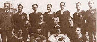 Cagliari Calcio - 1930–31 Club Sportivo Cagliari