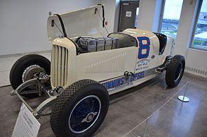 1931 Indianapolis 500 - 1931 Cummins Diesel
