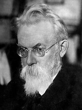 В. И. Вернадский в 1934 году