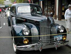 1941 Packard One-Eighty Formal Sedan