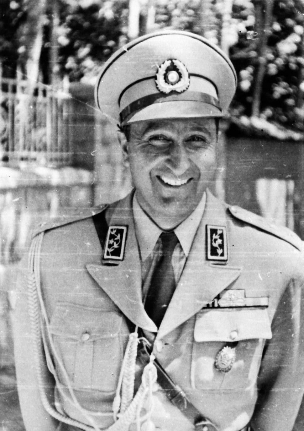1953 Iranian coup d'état - Nematollah Nasiri