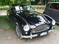 1958 Aston Martin DB MkIII in Morges 2013 - Front right.jpg