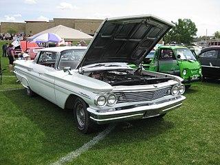 Pontiac Ventura Motor vehicle