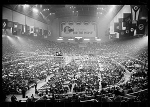 Cow Palace - 1964 Republican National Convention