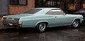 1965 Chevrolet Impala Sport Coupe 283 rear right.jpg