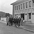 1966 visite de Mr Edgar Faure sénateur du Jura au CNRZ-23-cliche Jean Joseph Weber.jpg