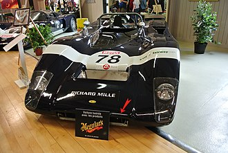 Lola Cars - 1970 Lola T210, in which Jo Bonnier won the European 2-Litre Sports Car Championship drivers title in 1970