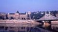 1976 Hotel Gellert and Bridge in Budapest.jpg