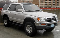 1996–1998 Toyota 4Runner (US)