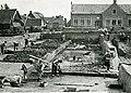 1Opgraving castellumValkenburgZH 1941 43 ZWhoek takenbossenfundering RMO.jpg