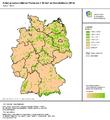 1 IÖR-Monitor Anteil unzerschnittener Freiräume 50 km² an Gebietsfläche 2014 Raster 100 m .png