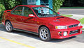 2001 Subaru Impreza 2.5 RS 4-dr, front right.jpg
