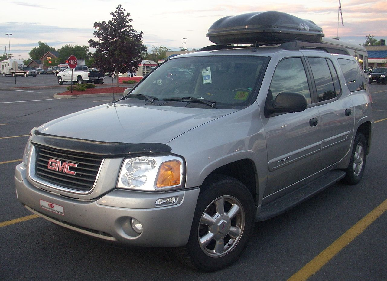 2008 gmc envoy denali 4dr suv 5 3l v8 4x4 auto. Black Bedroom Furniture Sets. Home Design Ideas