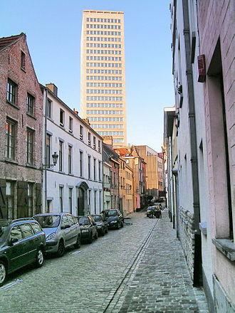 Brusselization - Image: 20050918Bruxellisati on A