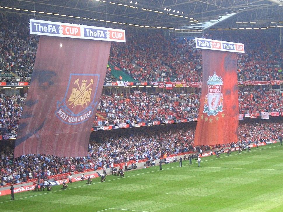 2006 FA Cup Final Millennium Stadium