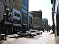 2008 05 07 - Baltimore - W Lexington St approaching Park Ave 1.JPG