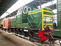 2009-06-08 ex SNCB shunter 9209 as preserved by PFT-TSP heritage railway (at Saint Ghislain retrorail).jpg