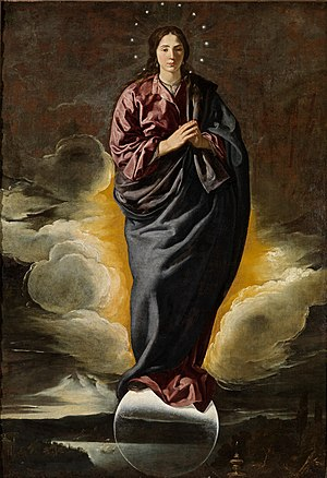 Alonzo Cano - Image: 20090211 NP Inmaculada