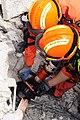 2010년 중앙119구조단 아이티 지진 국제출동100119 몬타나호텔 수색활동 (545).jpg