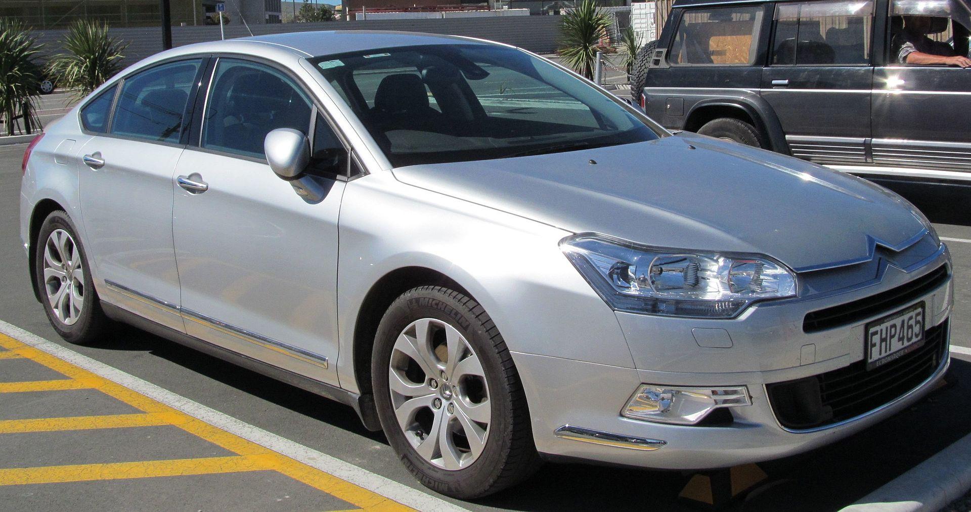 Citroën C5 - Wikipedia