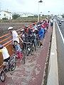 2011 10 23 Excursió en bici a Alboraia, Club Athlètic Massalfassar 04.jpg