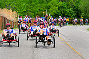 2011 Wounded Warrior Ride at Naval Station Norfolk