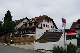 Ipsach - Hotel and buildings in Ipsach